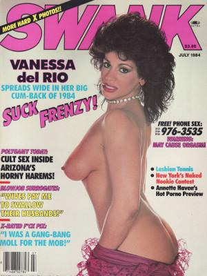 Swank - July 1984