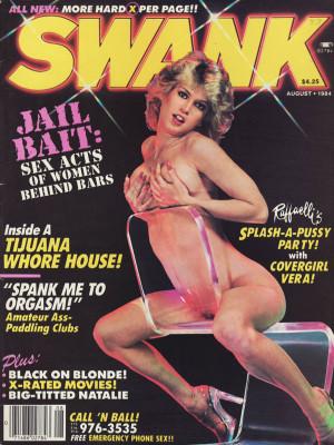 Swank - August 1984