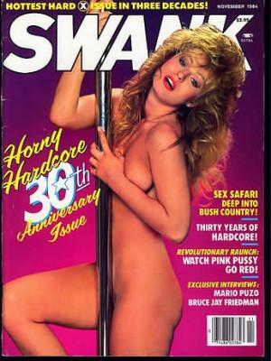 Swank - November 1984