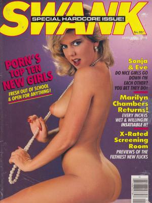 Swank - January 1985
