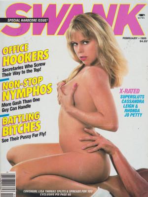 Swank - February 1985