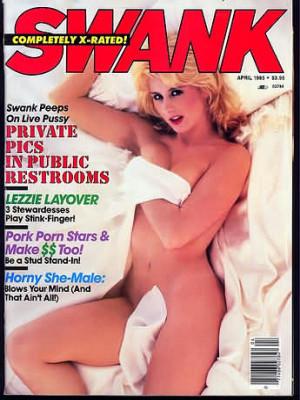 Swank - April 1985