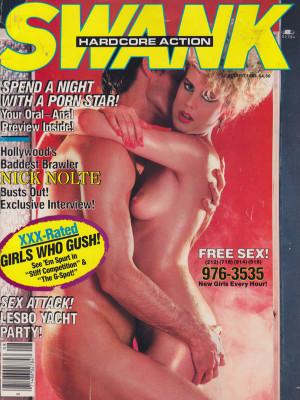 Swank - August 1985