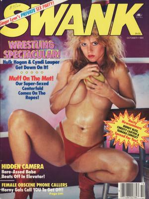Swank - October 1985