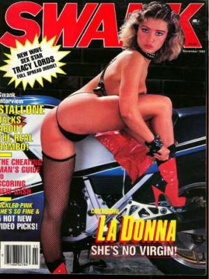 Swank - November 1985