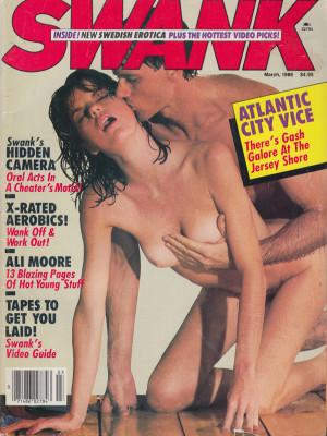 Swank - March 1986