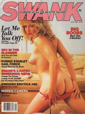 Swank - April 1986