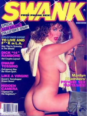 Swank - May 1986