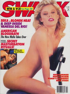 Swank - July 1986