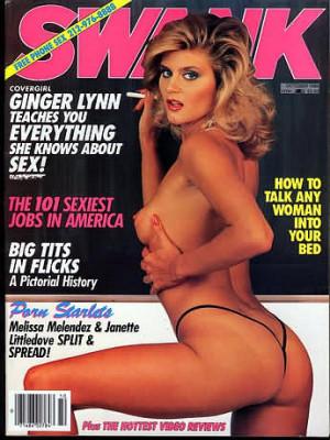 Swank - October 1986