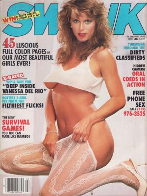 Swank - February 1987