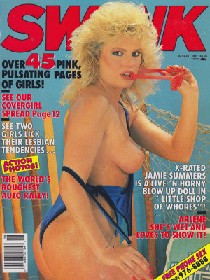 Swank - August 1987