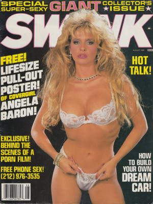 Swank - August 1988