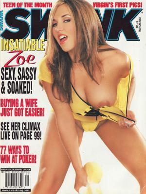 Swank - March 2003