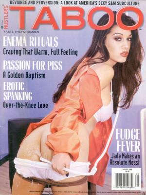 Hustler's Taboo - August 1998