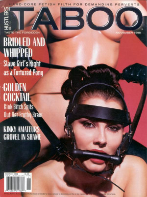 Hustler's Taboo - November 1998