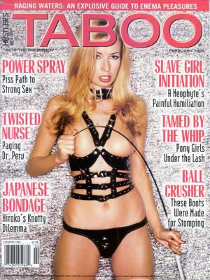 Hustler's Taboo - February 1999