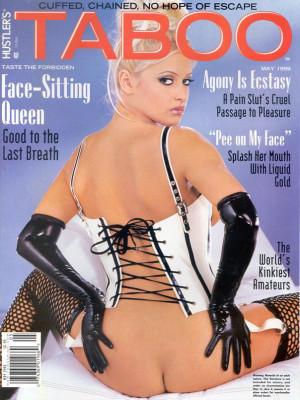 Hustler's Taboo - May 1999