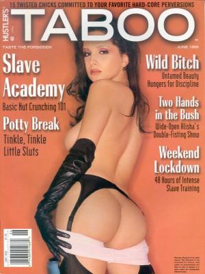 Hustler's Taboo - June 1999
