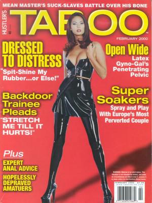 Hustler's Taboo - February 2000
