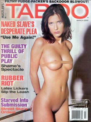 Hustler's Taboo - March 2000