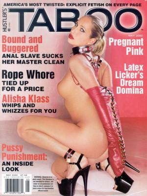 Hustler's Taboo - May 2000