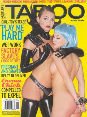 Hustler's Taboo - June 2001