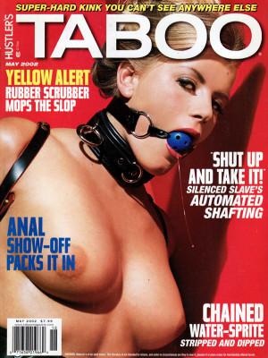 Hustler's Taboo - May 2002