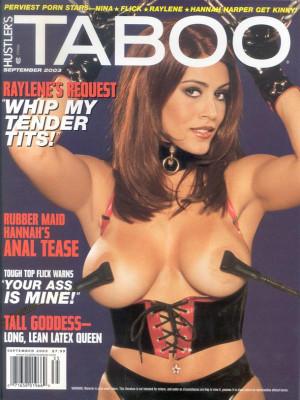 Hustler's Taboo - September 2003