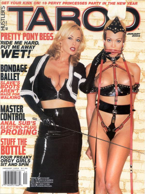 Hustler's Taboo - January 2004
