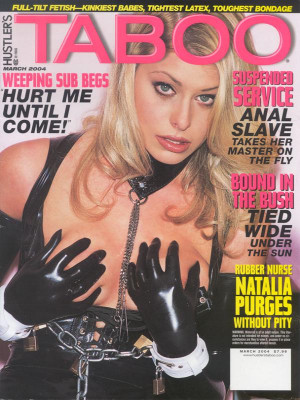 Hustler's Taboo - March 2004
