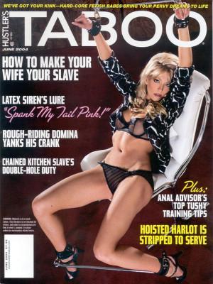 Hustler's Taboo - June 2004