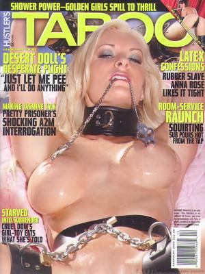 Hustler's Taboo - February 2009