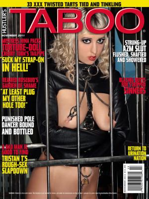 Hustler's Taboo - November 2011
