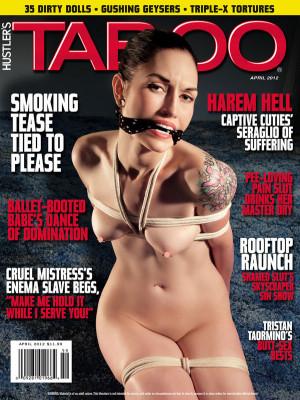 Hustler's Taboo - April 2012
