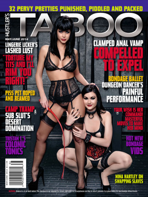 Hustler's Taboo - May/June 2014