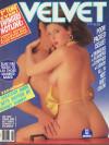 Velvet - April 1989