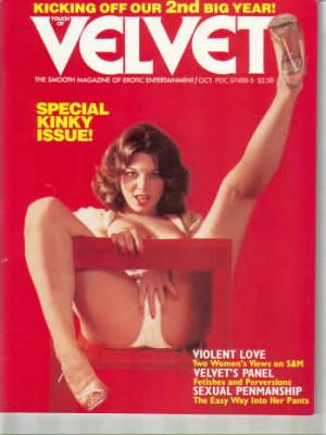 Velvet - October 1978