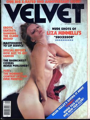 Velvet - September 1979