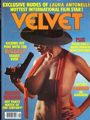 Velvet - January 1980