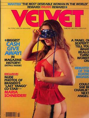Velvet - February 1980