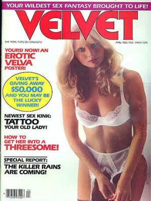Velvet - April 1980