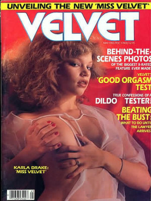 Velvet - May 1980