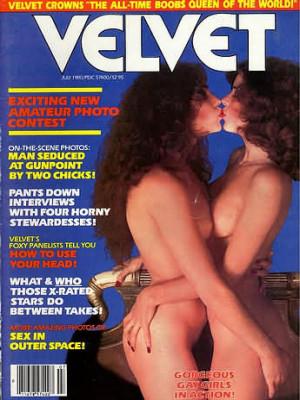 Velvet - July 1980