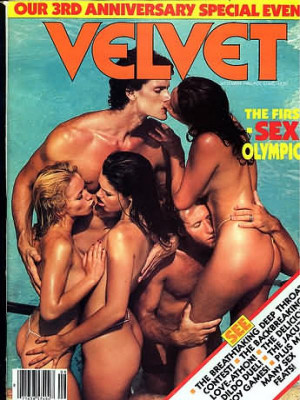 Velvet - September 1980