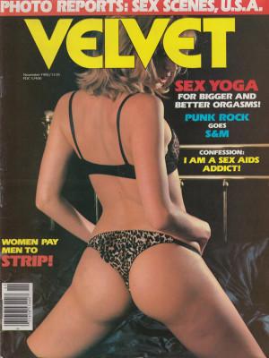 Velvet - November 1980