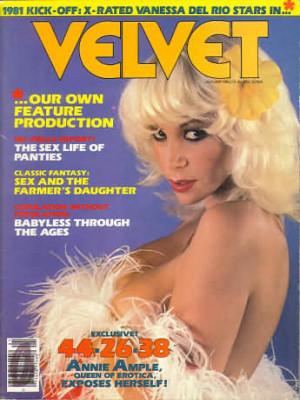 Velvet - January 1981
