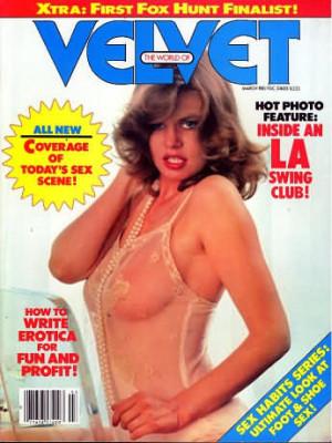 Velvet - March 1981