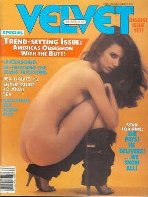 Velvet - April 1981