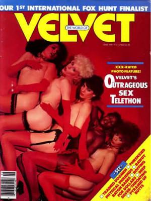 Velvet - June 1981